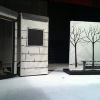 Photo taken at Brown County Playhouse by Mike C. on 11/15/2012