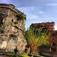 4/23/2013 tarihinde Jose R.ziyaretçi tarafından Bergama Kalesi Akropol'de çekilen fotoğraf