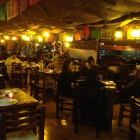 Photo taken at Asado Del Valle by Sergio S. on 10/27/2012