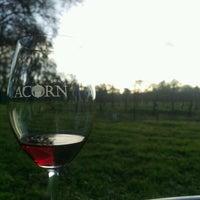 Photo taken at ACORN Winery by Erik W. on 1/1/2017