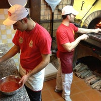 Photo taken at Pizzeria Cicala by Raphael T H. on 3/29/2013