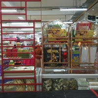 Photo taken at Golden Sweet Supermarket^^ by Heri A. on 7/6/2016