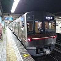 Photo taken at Dobutsuen-mae Station (M22/K19) by 大阪腐民 ツ. on 6/16/2017