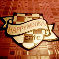 3/7/2015 tarihinde Gizem H.ziyaretçi tarafından Happy Moon's'de çekilen fotoğraf