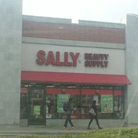 Photo taken at Sally Beauty Supply by Annette Q. on 11/1/2012