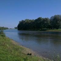 Photo taken at річка Горинь by Karina D. on 9/5/2014