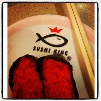 Photo taken at Sushi King by Joe O. on 4/30/2013