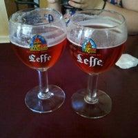 Photo taken at Le Bar du Coin by Xavi R. on 8/13/2013