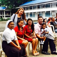 Photo taken at Immaculate Heart Academy by Rodel Jay C. on 9/12/2014