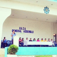 Photo taken at Immaculate Heart Academy by Rodel Jay C. on 8/1/2014