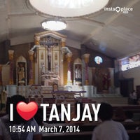 Photo taken at St. James the Greater Parish by Rodel Jay C. on 3/7/2014
