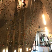 Photo taken at Red Rock Climbing Center by Marci S. on 2/15/2017