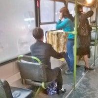 Photo taken at Автобус № 54 by Антон Щ. on 5/7/2014