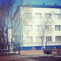 Photo taken at Самое чистое место в Тюмени by Антон Щ. on 4/5/2014