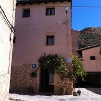 Photo taken at Hotel Albarrán by Iñigo S. on 10/5/2012