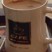 Photo taken at dr.CAFÉ Coffee by Ebenezer J. on 1/11/2014