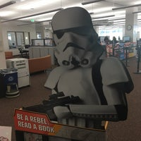 Photo taken at Pollak Library by hoda007 on 10/6/2017
