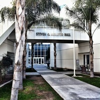 Photo taken at Steven G Mihaylo Hall by hoda007 on 12/27/2012