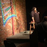 Photo taken at Comedy Off Broadway by Alyona Z. on 5/27/2016