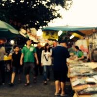 Photo taken at Taman Midah Morning Market by Cheanu.com on 1/25/2014