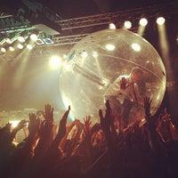 Photo taken at Lucerna Music Bar by Jakub N. on 5/15/2013