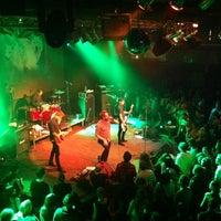Photo taken at Lucerna Music Bar by Jakub N. on 12/6/2012