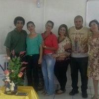 Photo taken at Escola Sagrado Coração de Jesus - SMIC by Fabulosa C. on 3/5/2016