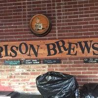 Photo taken at Prison Brews Brewery & Restaurant by Frank M. S. on 8/29/2017