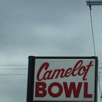 Photo taken at Camelot Bowl by Frank M. S. on 12/31/2016