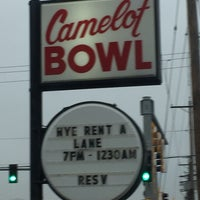 Photo taken at Camelot Bowl by Frank M. S. on 12/24/2016