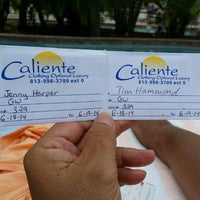 Photo taken at Caliente Club and Resorts by Jenny H. on 6/18/2014