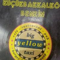 Photo prise au Big Yellow Taxi Benzin par İshak T. le8/29/2014