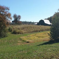 Photo taken at Stepp Apple Orchard by Betsy B. on 10/26/2014