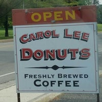 Photo taken at Carol Lee Donuts by Betsy B. on 7/16/2016