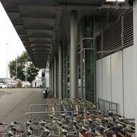 Photo taken at Flughafen Paderborn/Lippstadt (PAD) by Jaejin B. on 9/26/2013