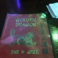 Photo taken at Golden Dragon Bar & Grill by josh G. on 12/18/2014