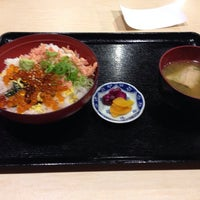 Photo taken at 漁港酒場 鯛将丸 立花店 by hisayoshi.y on 5/11/2014