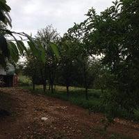 Photo taken at Karaağaç Köyü Erbaa by Naci T. on 5/18/2014