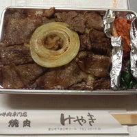 Photo taken at 焼肉 けやき 本店 by らいむ ぷ. on 1/14/2015