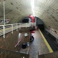 Photo taken at MBTA Porter Square Station by Andrew K. on 2/6/2013