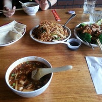 Photo taken at Wang's Chinese Cuisine by Andrew K. on 6/16/2013