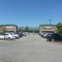 Photo taken at H Mart by Andrew K. on 6/2/2013