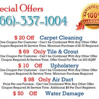 Photo taken at Carpet Cleaners in Webster by cadhla c. on 3/30/2014