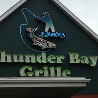 Photo taken at Thunder Bay Grille by Paul S. on 7/2/2013