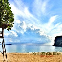 Photo taken at Marine Base Ternate Beach Resort by Ambong G. on 6/29/2013