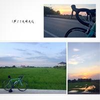 Photo taken at ลำลูกกา คลอง 5 by Natee I. on 11/4/2015
