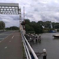 Photo taken at Vechtbrug by Henk v. on 8/10/2013