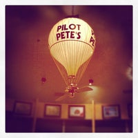 Photo taken at Pilot Pete's by Nikola R. on 12/6/2012