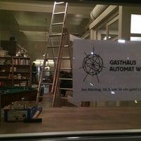 Das Foto wurde bei Gasthaus Automat Welt von hc v. am 3/15/2015 aufgenommen