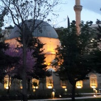 Photo taken at Yeni Mevlid-i Halil Cami-i by Mehmet Ş. on 4/8/2014